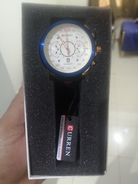 Used Curren men's watch in Dubai, UAE