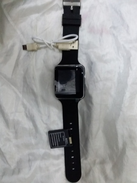 Used SMART WATCH BLACK in Dubai, UAE