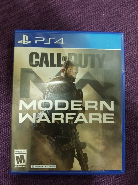 Used Call Of Duty: Modern Warfare PS4 in Dubai, UAE
