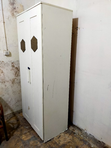 Used Table and cupboard in Dubai, UAE