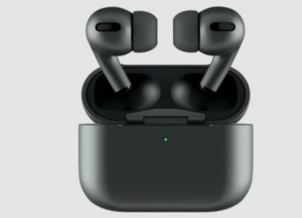 Used Apply Airpods pro Fast editors black in Dubai, UAE