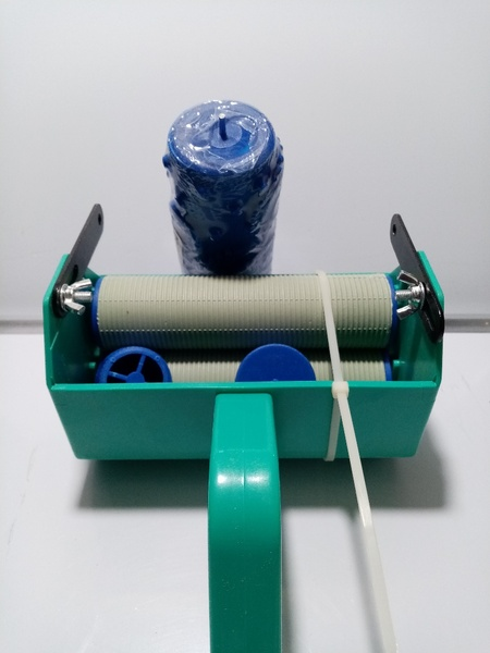 Used Paint rollers, painting machine, 5 inch in Dubai, UAE