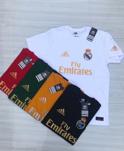 Used Emirates Shirt Bundle (12pcs mixed size) in Dubai, UAE