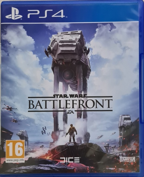 Used Star Wars Battlefront (PS4) in Dubai, UAE