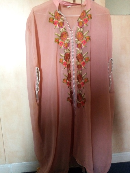 Used Embroided Poncho Style Top in Dubai, UAE