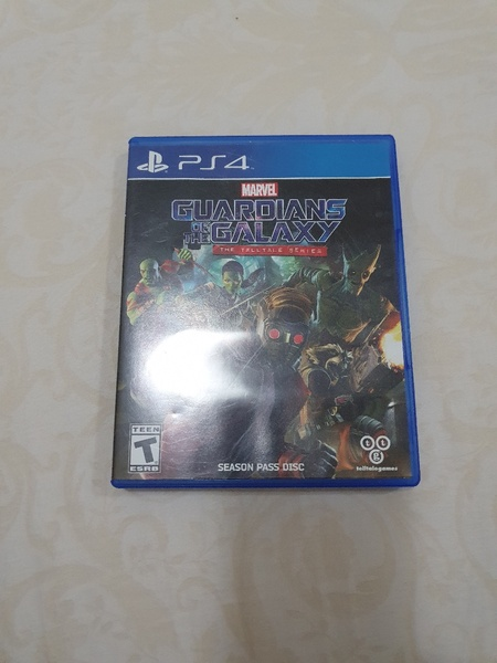Used Guardians of the galaxy ps4 in Dubai, UAE