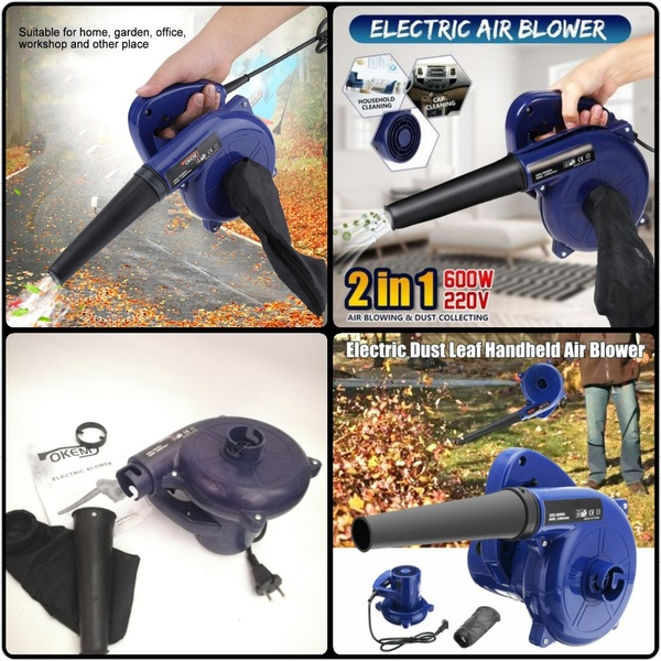 Used New Portable 2 in 1 electric air blower. in Dubai, UAE