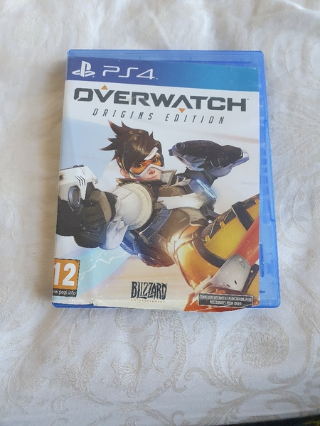 Used Overwatch for ps4 in Dubai, UAE