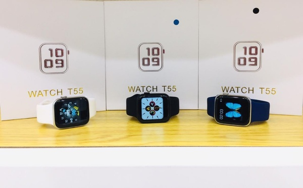 Used T55 SMARTWATCH PREMIUM EDITION 🕶️ in Dubai, UAE