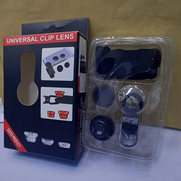Used Universal Clip Lens Available in Dubai, UAE