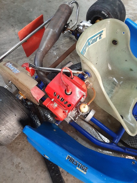 Used Go karts and engines for sale in Dubai, UAE