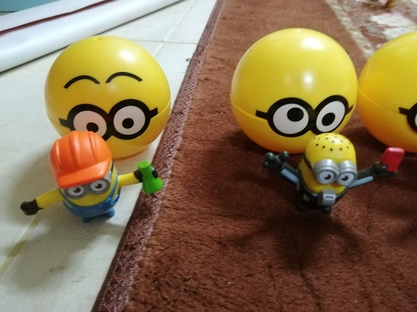 Used Toy minions in Dubai, UAE