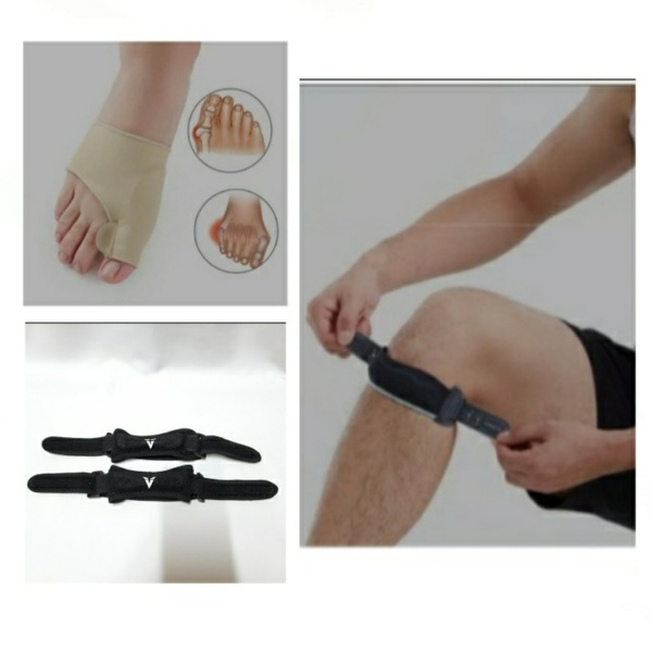 Used BUNDLE (Bunion Corrector & Knee Support) in Dubai, UAE