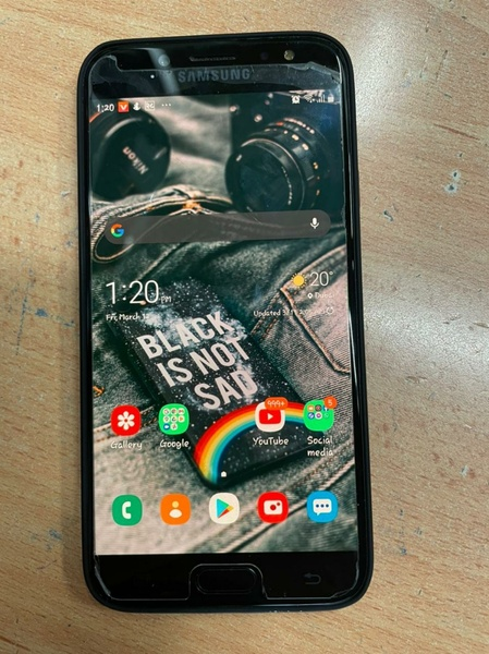 Used Samsung Galaxy j7 pro in Dubai, UAE