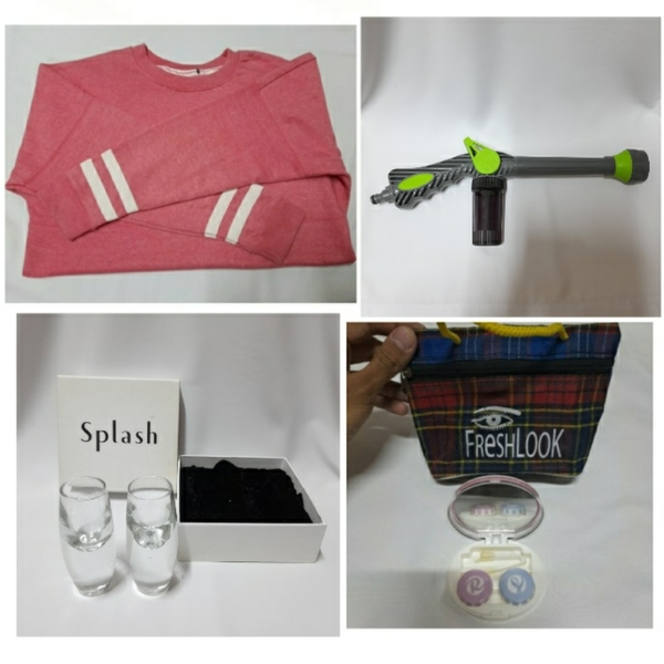 Used 4 Items Bundle(For one price, all items) in Dubai, UAE