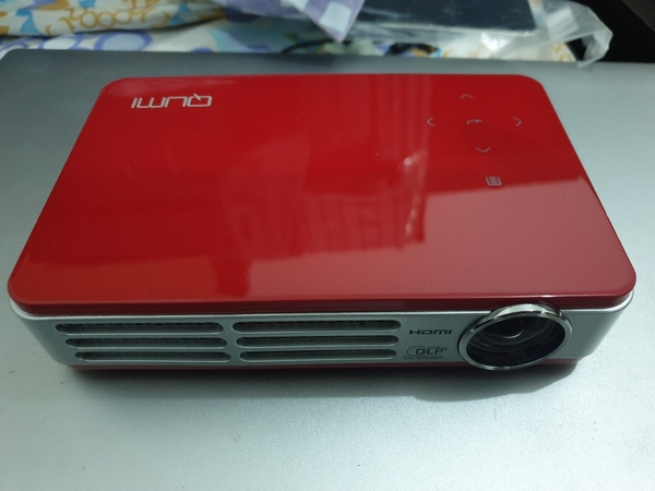 Used Vivitek Qumi Q5 LED HD Projector in Dubai, UAE