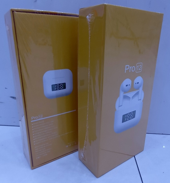 Used PRO 12 Airpods New Packed Good Quality in Dubai, UAE