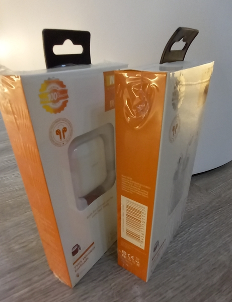 Used Inder IN-08 Airpod TWS Wireless Earbuds in Dubai, UAE