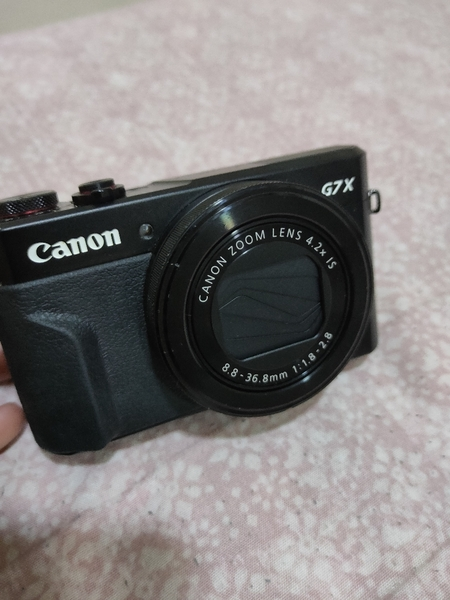 Used Canon Powershot G7 X Mark II Digital Cam in Dubai, UAE