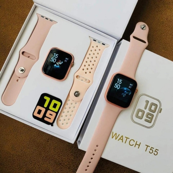 Used T5fitpro SMARTWATCH ELE1 OFFER 🤩ِِِِ. in Dubai, UAE