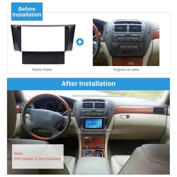 Used Lexus Ls430 / Celsior 2Din Frame in Dubai, UAE