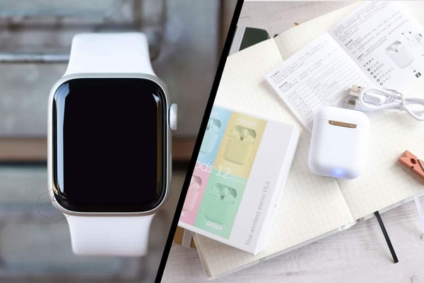 Used Combo Deal 🔥 SmartWatch + Airpods 2 in Dubai, UAE
