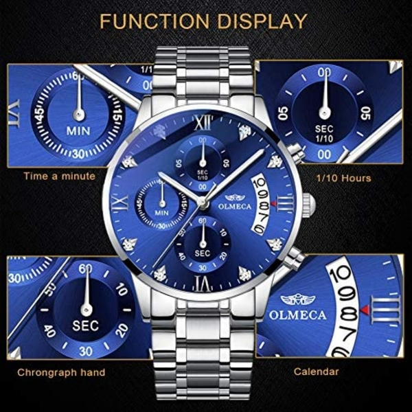 Used Mens Tevise Watch NEW All Accessories☆ in Dubai, UAE