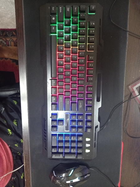 Used Gaming keyboard in Dubai, UAE