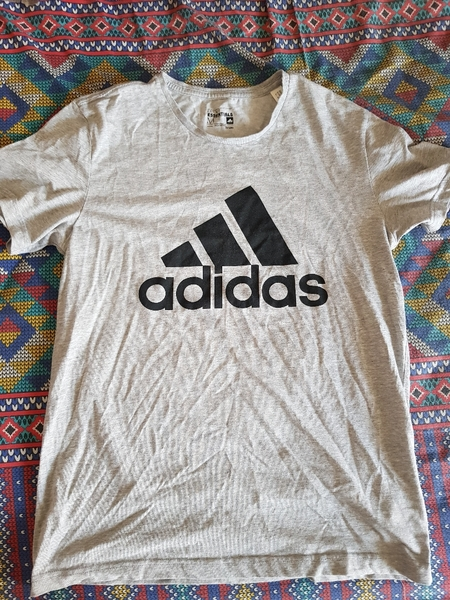 Used Hurley hooded tee and adidas tee in Dubai, UAE