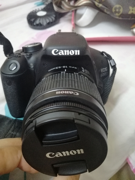 Used Canon 600D in Dubai, UAE