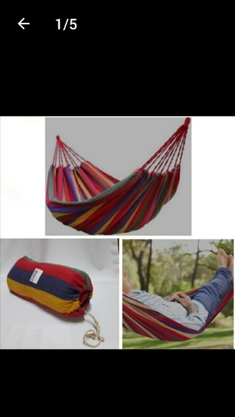 Used comfortable leisure hammock in Dubai, UAE