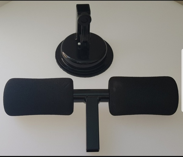 Used Sit Ups Assistant Suction Bar New in Dubai, UAE