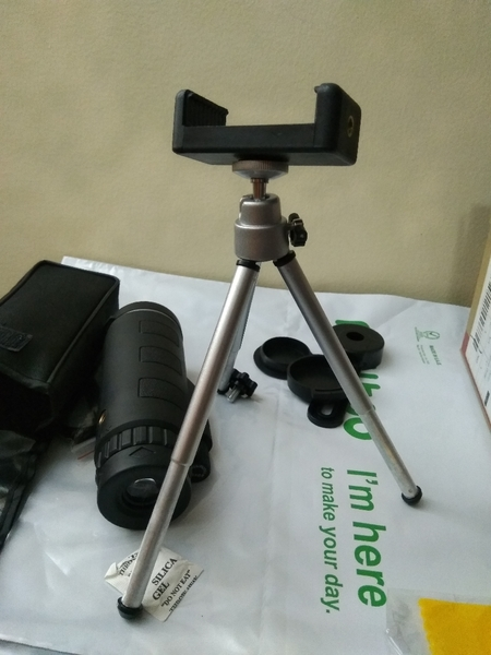 Used telescope with stand in Dubai, UAE