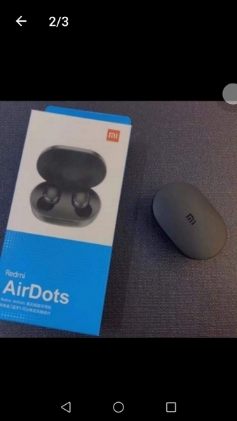 Used MI EARBUDS AIRDOTS REDMI NEW PACKED in Dubai, UAE