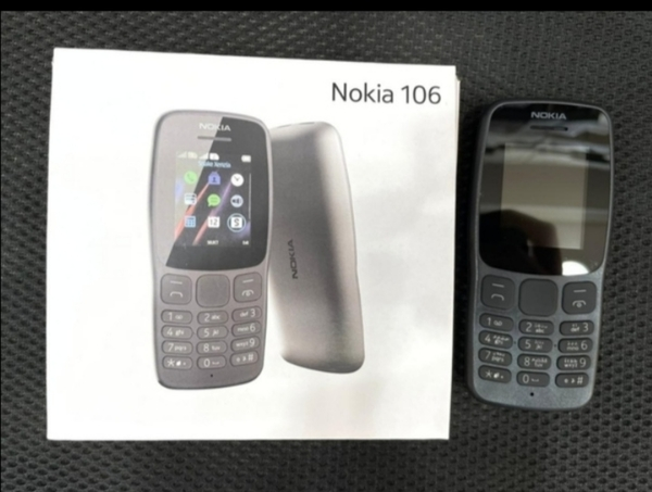 Used NOKIA106 DUALSIM MOBILE WOW DEAL CHARGER in Dubai, UAE