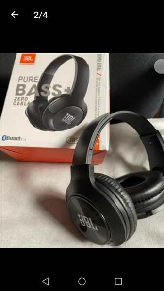 Used JBL WIRELESS BLUETOOTH HEADSET IN-EAR IS in Dubai, UAE