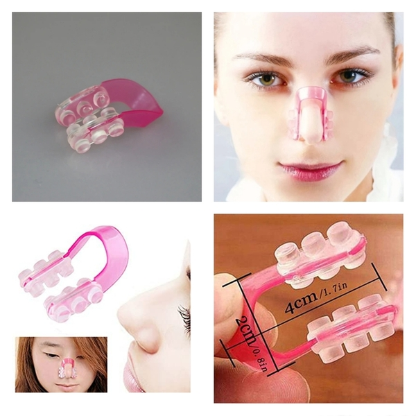 Used Magic Nose Shaper Clips 10pcs in Dubai, UAE