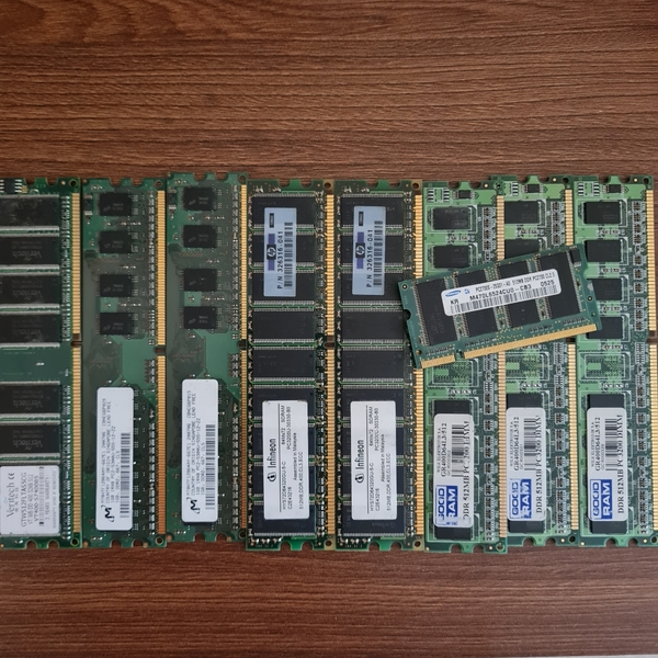 Used ddr1 and ddr2 10 aed all in Dubai, UAE