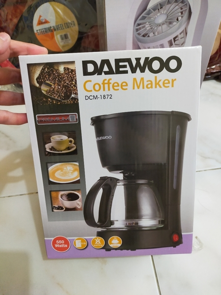 Used Daewoo Coffee Maker in Dubai, UAE
