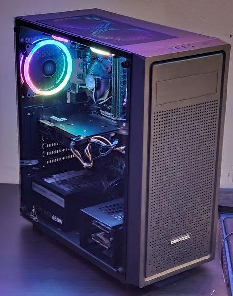 Used Gaming PC i7 4790 / GTX 970 4gb in Dubai, UAE