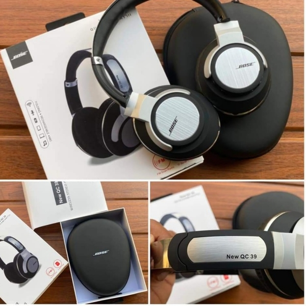 Used QC 39 BOSE NOISE CANCELLING HEADSET ✔️ in Dubai, UAE