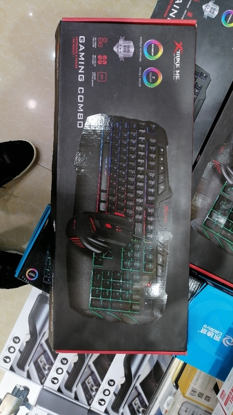 Used Color gaming keyboard in Dubai, UAE