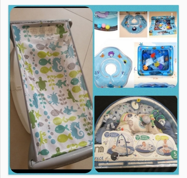 Used New baby bundle offer. All In one in Dubai, UAE