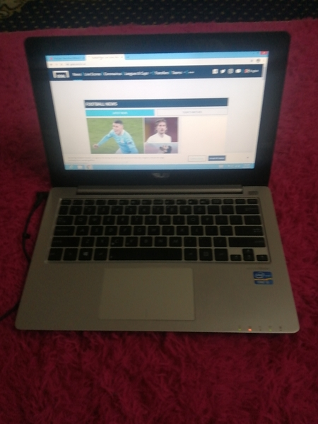 Used Asus S200E Touch-Screen i3 3rd Gen in Dubai, UAE