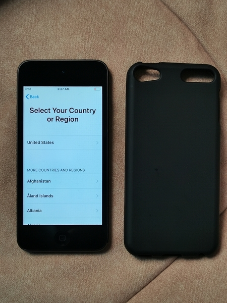 Used Apple ipod touch 6th generation in Dubai, UAE
