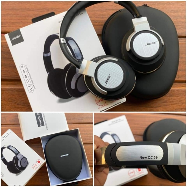 Used BOSE QC.39 NOISE CANCELLATION FOR IMMERS in Dubai, UAE