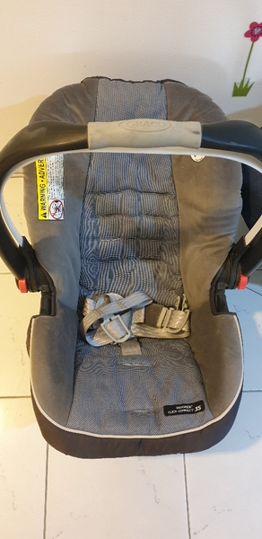 Used GRACO  car seat 0-2 yrs in Dubai, UAE