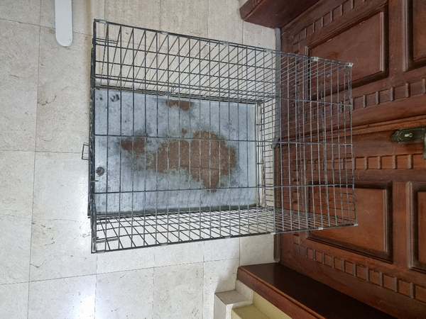 Used Pet cage for all Type of pets cats dogs in Dubai, UAE