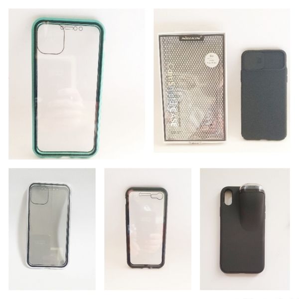 Used Bundle Cases For IPhone With Gifts 🎁 in Dubai, UAE