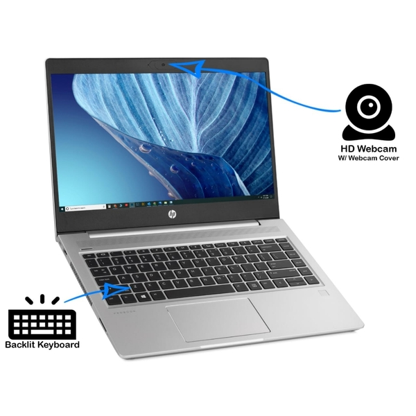 Used Hp ProBook - 16GB Ram - i7 🔥 in Dubai, UAE
